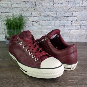 New Converse CTAS High Street Ox Leather